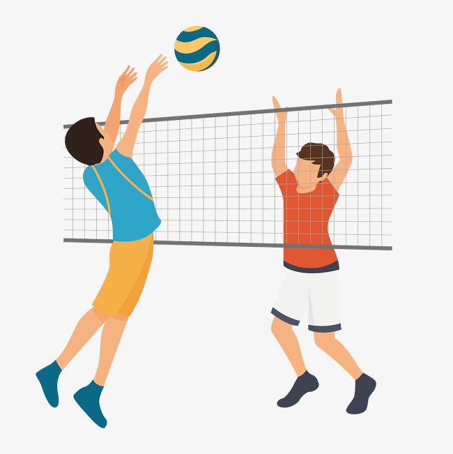 волейбол только в картинках